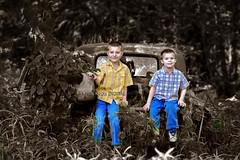 amber's boys (Kris Kros) Tags: photography high dynamic range hdr asd kkg photomatix 1xp friendscorner kkgallery
