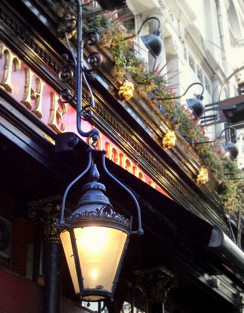 Pub light