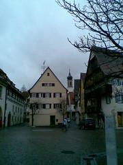 Priesterseminar / Platz vor der Zehntscheuer