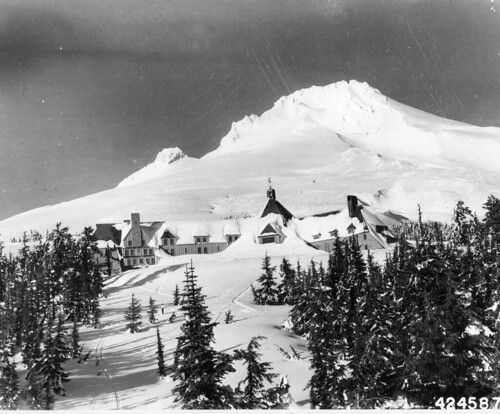 Mt. Hood and Timberline Lodge