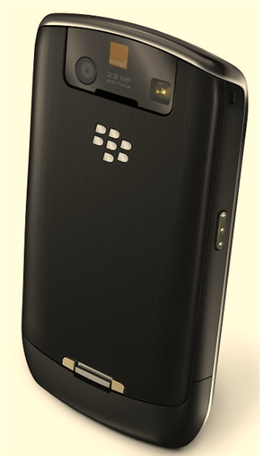 blackberry curve 8900 dos