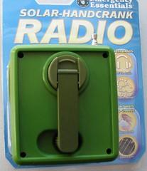 Solar Radio Crank