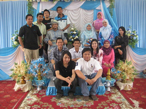 Married - Imran & Ilyani