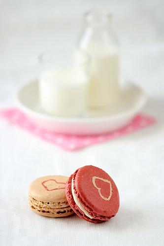 Macarons & Milk