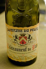 2007 Domaine du Pegau, Chateauneuf du Pape Blanc, Cuve?e Re?serve?e
