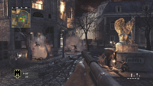 Call of Duty: World at War - Nightfire