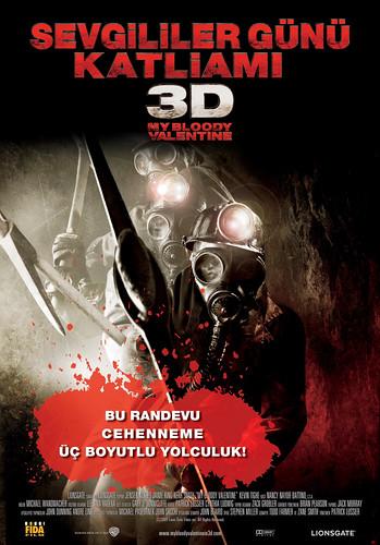 Sevgililer Günü Katliyamı 3D (My Bloody Valentine 3D) l 2009 l BrRip l Tr Dublaj l 840 MB