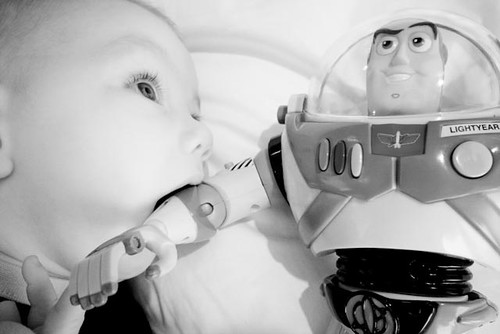 159/365 - L is for Lightyear, Buzz Lightyear...