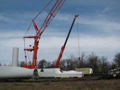 Portsmouth Wind Turbine Generator (B42) Tags: wind windmills rhodeisland windturbine wtg portsmouthri 02871 windturbinegenerator aaer pedc