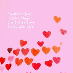 Happy Valentine's Day! (S hiGs DiFerNTy) Tags: life pink love hearts picasa valentine vday 2009 gokatpix