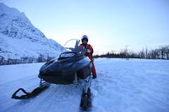 IMG_9282 (jamenpercy) Tags: dog snow norway arctic lapland snowmobile skidoo arcticcircle percy tromso troms jamen nothernnorway jamenpercy
