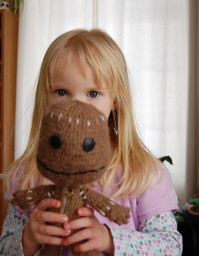 sackboy and E by you.