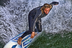 matt 1208 (brookville) Tags: venice beach illustration photoshop surf surfer surfing surfers venicebeach 500mm hdr lightroom photomatix venicepier singlerawfile hdraddicted singleimagetonemap hdraward thebestofhdr hdrterrorist