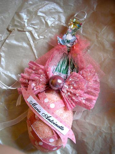 Egg Swap: Marie Antoinette Egg!