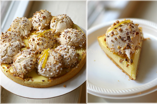 lemon cream tart 1