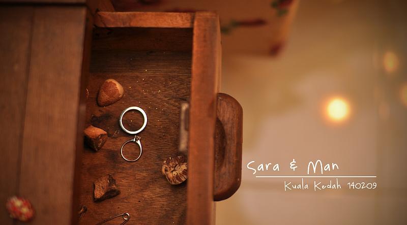 Sarah & Man