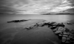Oh Why Oh Why? (jasontheaker) Tags: ocean sea castle beach sand peace dunes north northumberland bamburgh 2009 dunstanburgh embleton nationaltrust jasontheaker