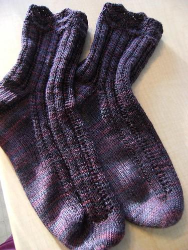 Gothic Socks