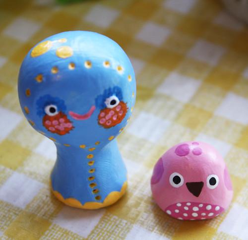 Jasmine + Pinky