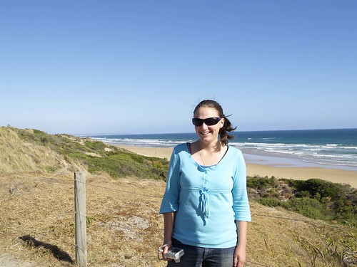 Margie at Venus Bay