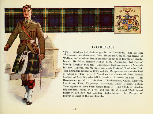 012- Clan Gordon