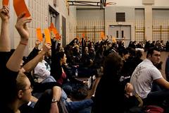 2009 - 97/365 - Students on Strike ! (SoS ??)