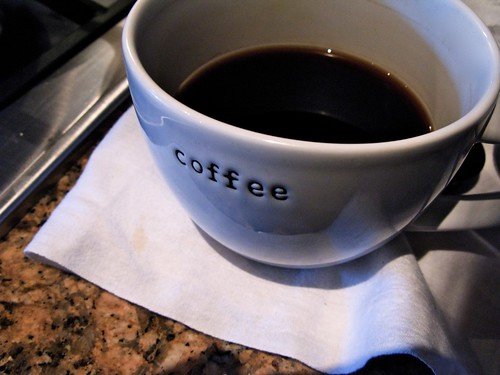 coffee by Jennie Faber, on Flickr