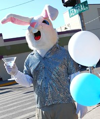 Route 66 Easter Bunny