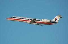 American Eagle N829AE (Rich Snyder--Jetarazzi Photography) Tags: plane airplane rj aircraft jet sanjose mq sjc americaneagle departure takingoff takeoff airliner departing embraer jetliner emb erj regionaljet eagleflight ksjc erj135 egf embraerregionaljet n829ae