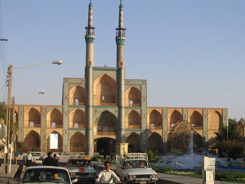 مسجد امیر چتماق by you.