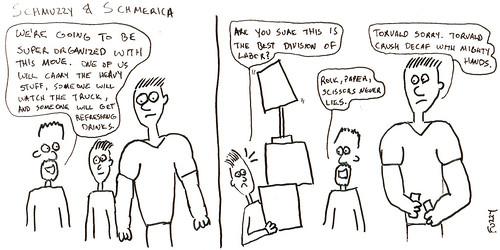 366 Cartoons - 083 - Schmuzzy and Schmerica