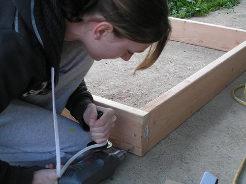 Square Foot Gardening 1