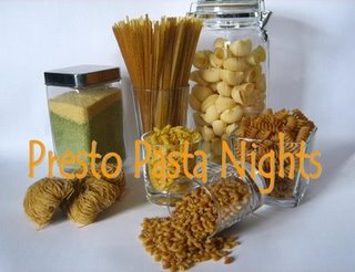 presto pasta nights