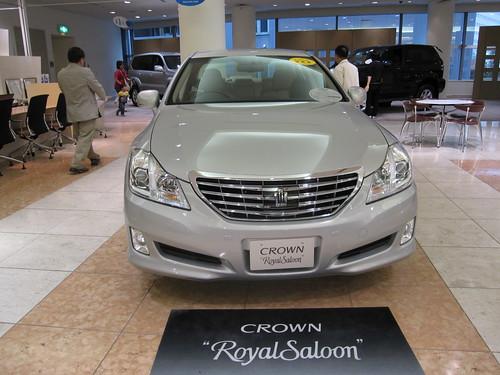 "Toyota Crown ""Royal Saloon"""
