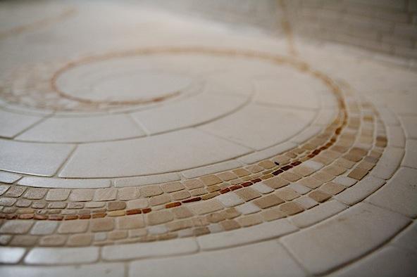 Marsh & Clark Mosaic Detail ii