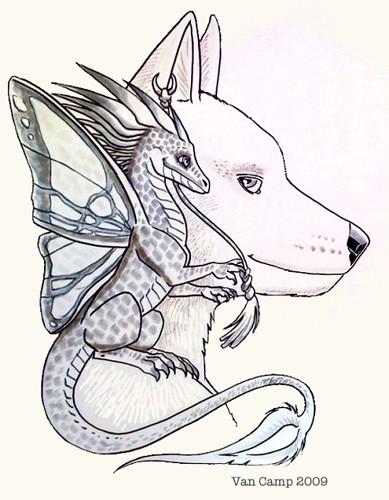 wolfndragon
