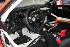 Porsche 911 GT3 - Dobberkau / Knig (eplusm) Tags: auto car canon germany 05 rally 911 cockpit 09 porsche sachsen em 2009 technische 07 rallye motorsport gt3 knig 400d abnahme dobberkau eplusm img7730l