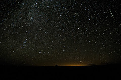 Billions and Billions of Stars and a Perseid Too! (Fort Photo) Tags: space astronomy star stars shooting meteor perseid oregon or steens seor night astrophotography lightpollution andromeda nikon d300 astro:RA=309533489332 astro:Dec=389996519087 astro:pixelScale=22432 astro:orientation=13330 astro:fieldsize=6381x4237degrees astro:name=thestarmirfakαper astro:name=thestaralpheratzαand astro:name=thestarmirachβand astro:name=thestarhamalαari astro:name=thestaralgolβper astro:name=thestaralmachγ1and astro:name=thestarruchbahδcas astro:name=thestarsheratanβari astro:name=thestaratikζper astro:name=thestarεper astro:name=ngc224 astro:name=greatnebulainandromeda astro:name=m31 astro:name=ngc598 astro:name=m33 astro:name=triangulumgalaxy astro:name=ic1805 astro:name=ic1848 astro:name=ngc1499 astro:name=californianebula Astrometrydotnet:version=11264 Astrometrydotnet:id=alpha20090558170087 Astrometrydotnet:status=solved afterdark 2009