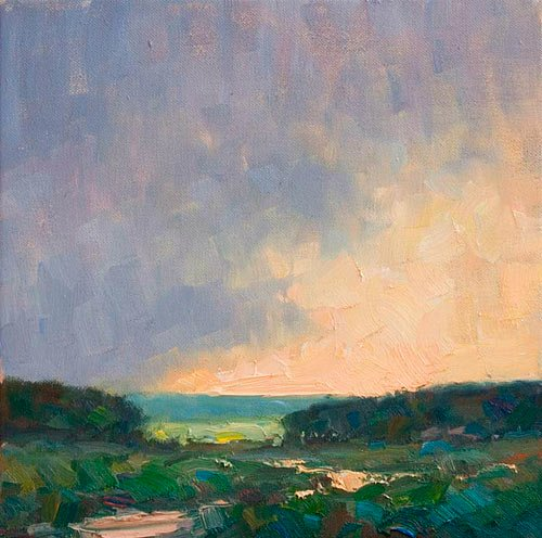 Steve Allrich: Marsh at Dusk