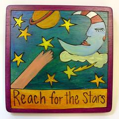 Plaque-ReachForTheStars