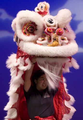 CACN2009 -- Lion Dance