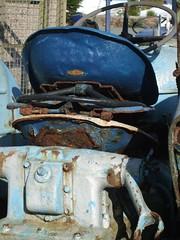 concertina (macroriermm) Tags: tractor concertina crumpled