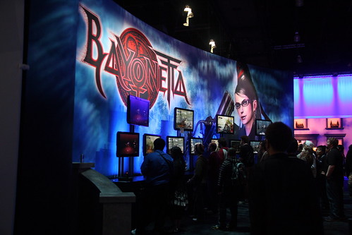 Bayonetta was surprisingly popular at E3 (click).