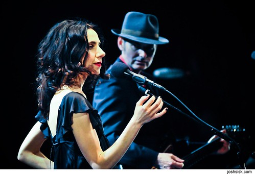 PJ Harvey & John Parish @ Warner Theater