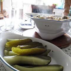 Pickles and Rice