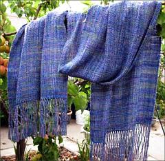 Woven Silk Shawl