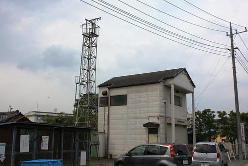 久保田の火の見櫓
