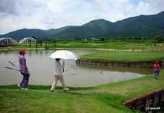 Gassan Khuntan Golf & Resort, Lamphun Thailand.