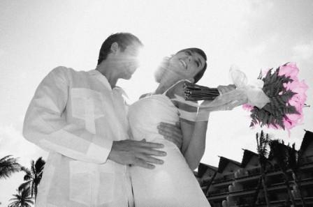 Happy Bride and Groom in Riviera Maya by Grand Velas Riviera Maya, on Flickr