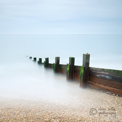 (Claire Hutton) Tags: longexposure blue sea green beach water sunshine square daylight stones 11 pebbles slime groyne ndfilter 10stop nd1000 nd110 bw110 leefilters 06ndgradhe